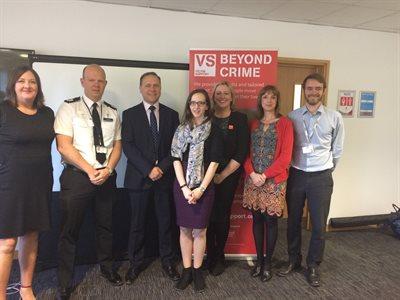 Victims Services Launch 20170418