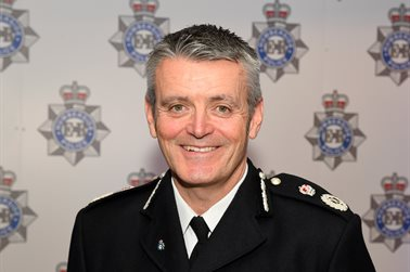 Commissioner acts to secure future of Chief Constable