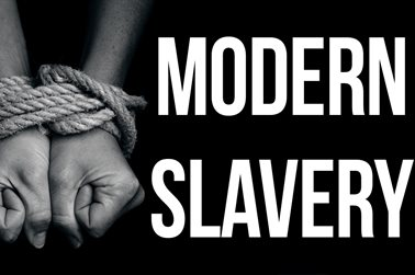 Seven-Strong Purge on Modern Slavery