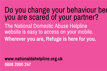 National Domestic Abuse Helpline