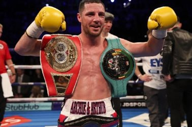 PCC Funding enables champion boxer Tommy Coyle to launch youth engagement programme