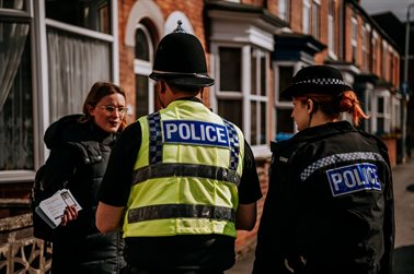 Humberside Police officer numbers are the highest in a decade